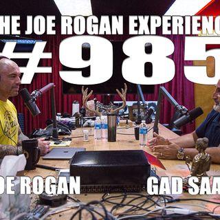 #985 - Gad Saad