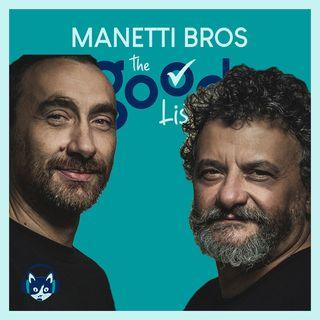 59. The Good List: Manetti Bros - Le nostre 5 città del cinema