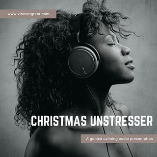 'Christmas Unstresser' from Vinny Grant