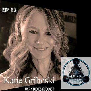 ep 12 Katie Griboski