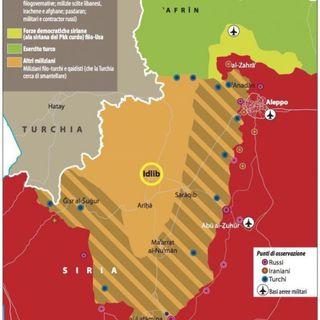 Turchia e Russia in Siria. Talvolta alleati instabili, amici impossibili (seconda parte)(3marzo2020)