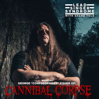"George ""Corpsegrinder"" Fisher (Cannibal Corpse)"
