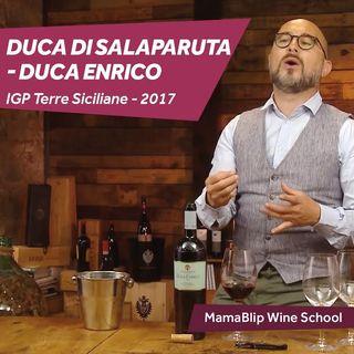 Nero D'Avola    Duca di Salaparuta   Sicilian Wine Tasting with Filippo Bartolotta