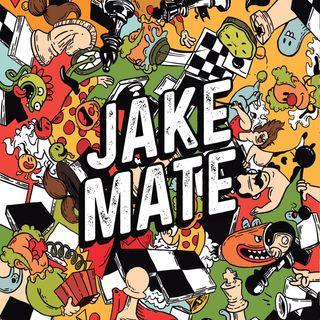 """""""Jake mate"""", Cuatro Payasos Muertos"""