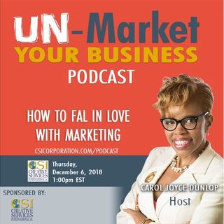 How to Fall in Love with Marketing