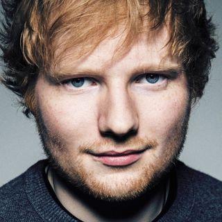 This is #1: Ed Sheeran