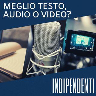 #5: Blog, podcast, video: quali contenuti nel 2019?