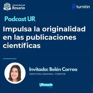 Impulsa la originalidad en las publicaciones científicas con Turnitin
