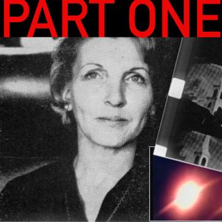 Stella Lansing: Photographs From Beyond UFOs, Strange creatures and visions of other worlds PART ONE