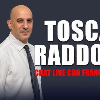 Toscano Raddoppia - Live con Francesco Toscano - 16 Agosto 2021