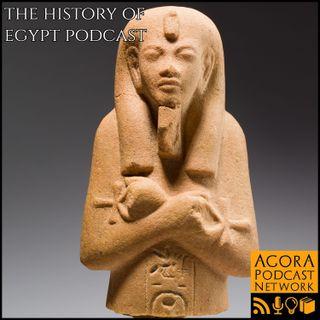 134: The Death of Akhenaten