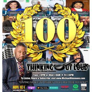 100th Show: A Journey Down Memory Lane