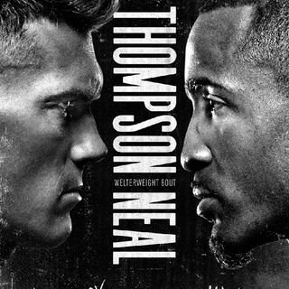 Ufc Fight Night Card From Las Vegas Headlined By Stephen Wonderboy Thompson Vs Geoff Neal In Welterweight On Espn