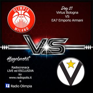 Virtus Bologna vs Olimpia Milano