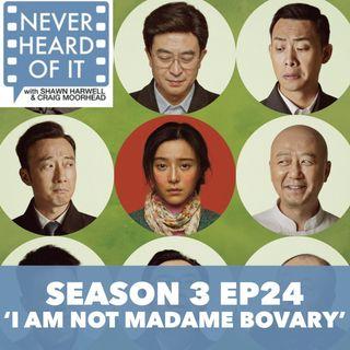 Season 3 Ep 24 - 'I Am Not Madame Bovary'