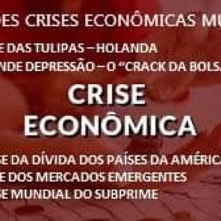 PodGeo - Cinco Grandes Crises Do Capitalismo