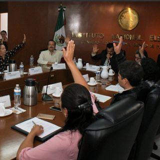 Aprueban candidaturas a la gubernatura de Puebla