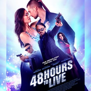 Interview with James Maslow - Star of 48 Hours to Live in Theaters