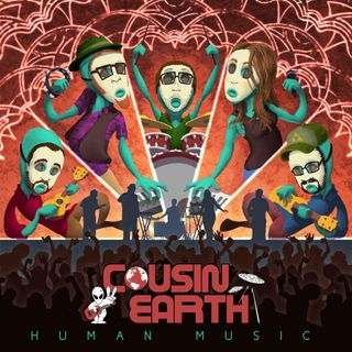 Introducing Cousin Earth to Bring Me 2 Life Radio AND Conscious Movie Review