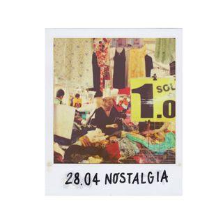 Ep. 1.5 NOSTALGIA, anche Bauman va alla Montagnola
