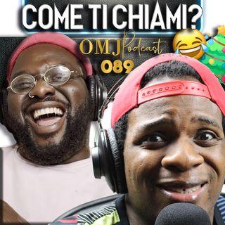 I nostri nomi fanno ridere? 😂 | Buon Natale Ft Tommy Kuti | 089
