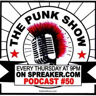 The Punk Show #50 - 01/30/2020