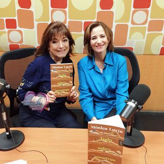 """La escritora Mónica Lavín nos presenta su nuevo libro: """"Todo sobre nosotras"""""""