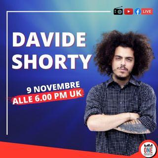 Davide Shorty tra i 20 semifinalisti di Sanremo Giovani 2021