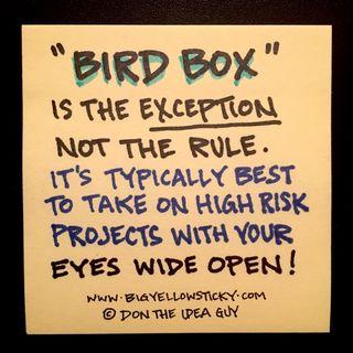 Bird Box Exception : BYS 007