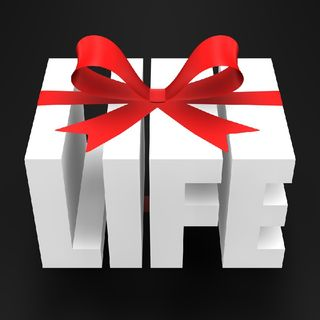 Life Is A gift.. It Owes You Nothing
