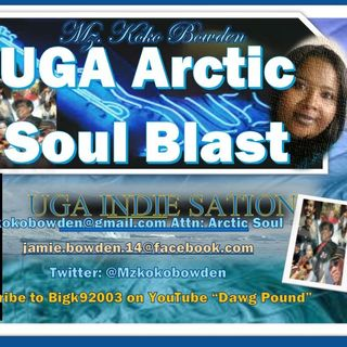 UGA Arctic Soul Blast