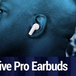 Tech Break: Better Hearing With Olive Pro Earbuds