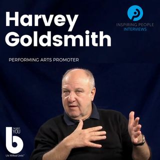 Episode #8: Harvey Goldsmith