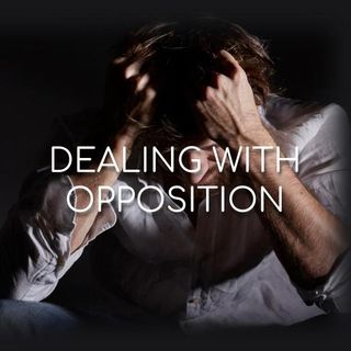 Dealing With Opposition - Morning Manna #3051