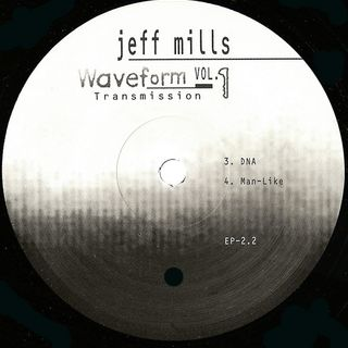 Jeff Mills - DNA