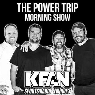 The Power Trip - KFAN FM 100.3