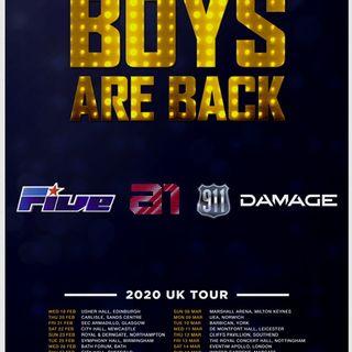 Deeper Than Music UK's Final Cut Interviews Ben of UK Boy Band A1