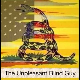 The Unpleasant Blind Guy
