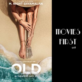 Old (Drama, Mystery, Thriller) (review)