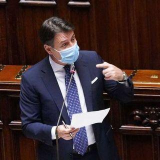 """Conte al Question time: """"Dpcm necessario o epidemia ci sfugge di mano"""""""