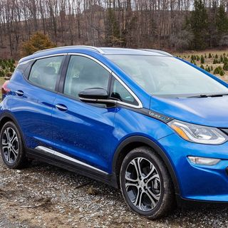 Top picks for my next car...Chevy Bolt EV or Volt Plug-In Hybrid? (Fixed Audio)