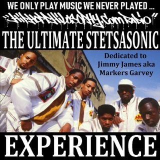 Stetsasonic - The Ultimate Stet Experience - Dedication To Jimmy James