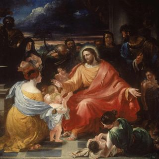 Fourteenth Sunday of Ordinary Time, Year A - Childlike Faith