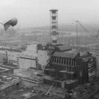 Incidente alla centrale termonucleare di Cernobyl'- 26 aprile 1986