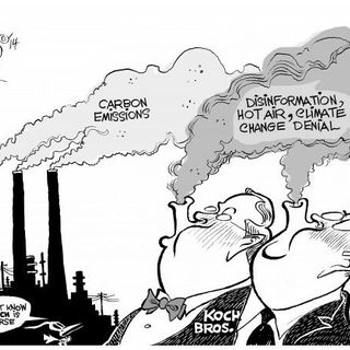 President Obama Attacks Power Plant Emissions
