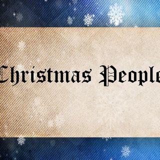 CHRISTMAS PEOPLE - pt3 - Ordinary People
