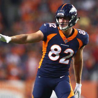 DVDD #058: Gut Reaction | Broncos Release TE Jeff Heuerman | What it Means