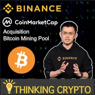 Interview: CZ Binance CEO - Binance Card, CoinMarketCap Acquisition, Bitcoin Mining Pool - Ripple ODL - XRP CMC Data