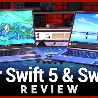 Hands-On Tech: Acer Swift 5 & Swift 3 Review