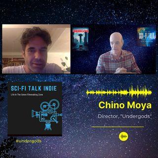 Chino Moya Director, Undergods